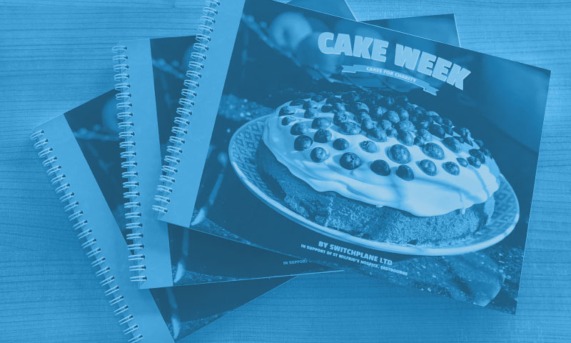 Cake Week book
