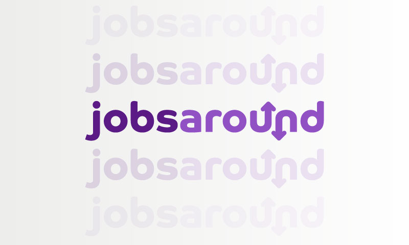 Jobs Around logo